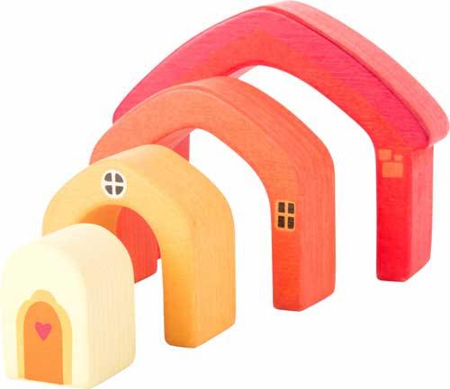 Casa construcción en arcos detalle 3