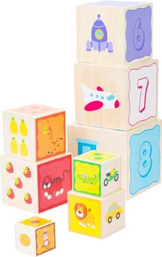 Cubos apilables  detalle 3
