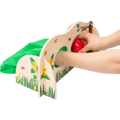 Juego Reconocer Objetos madera