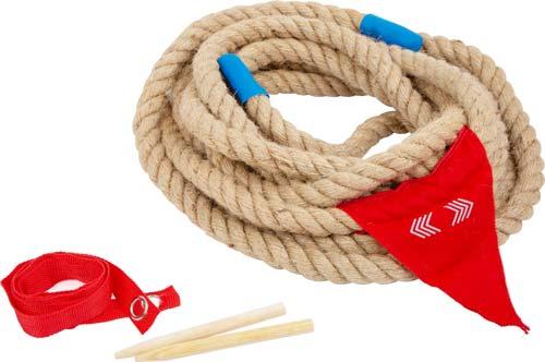 Tirar de la cuerda