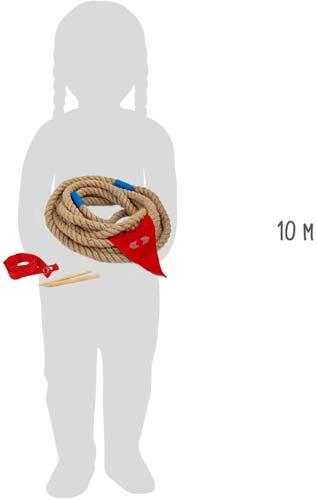 Tirar de la cuerda detalle 3