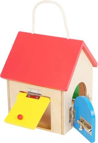 Casa de cerraduras compacta detalle 2