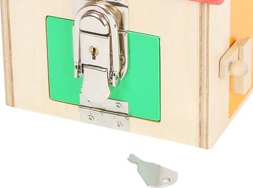 Casa de cerraduras compacta detalle 3