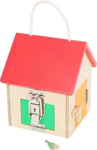 Casa de cerraduras compacta detalle 4