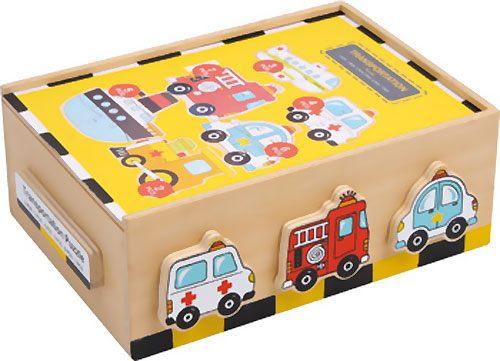 Vehículos en caja 6 ud detalle 3