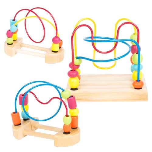 Circuitos de motricidad set de 3 ud.