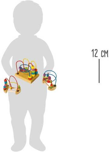 Circuitos de motricidad set de 3 ud. detalle 2