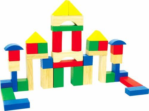 Cubos de construcción