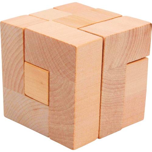 Rompecabezas madera 4 piezas detalle 1