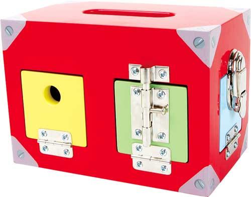Caja de cerraduras motricidad