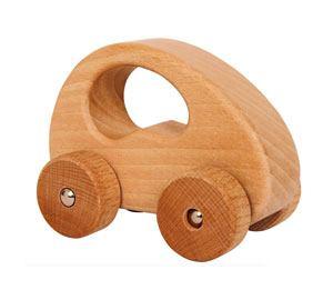 Coche fernando madera