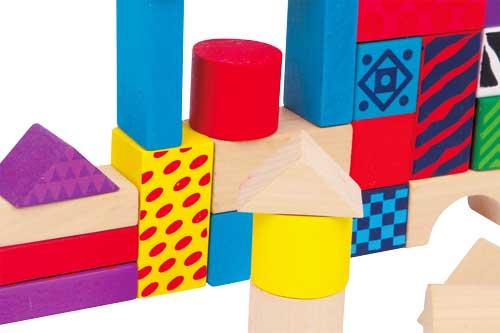 Cubos de construcción Philip detalle 1