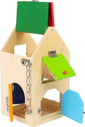 Casa de cerraduras