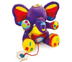 Elefante actividades blandito lily