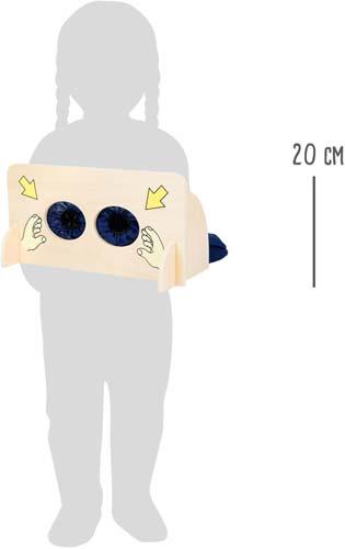 Caja del tacto detalle 4