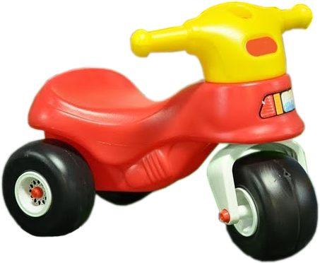 Triciclo andador Moto