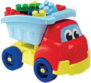 Camión de construcciones