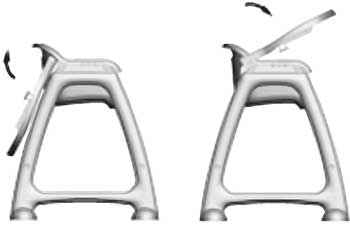 Trona Adrada compacta detalle 2