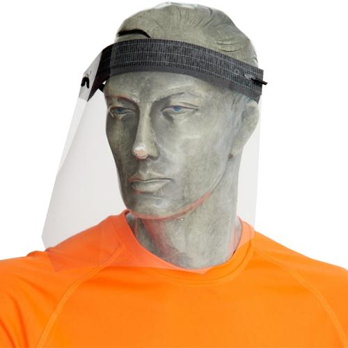Pantalla facial protectora 28 x 25 cm