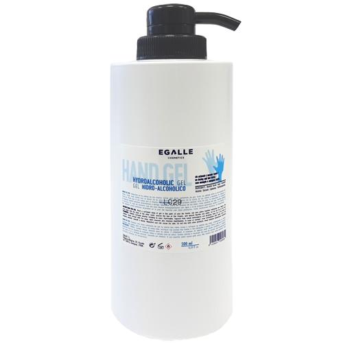 Gel hidroalcohólico Mixer 500 ml detalle 1