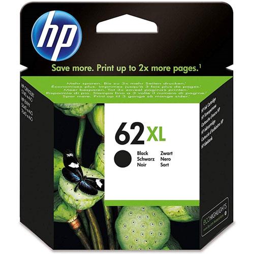 Cartucho HP Inkjet 62XL Negro