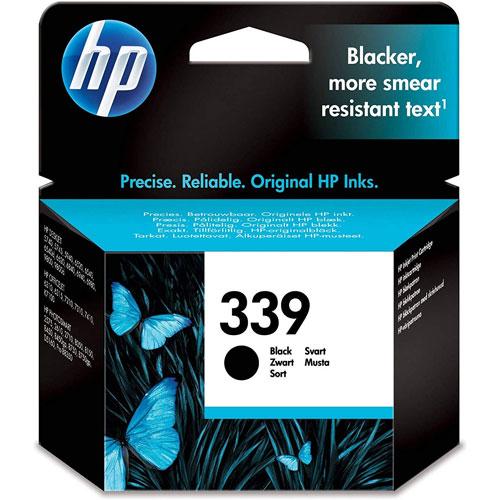 Cartucho HP Inkjet 339 Negro
