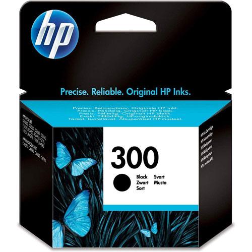 Cartucho HP Inkjet 300 Negro