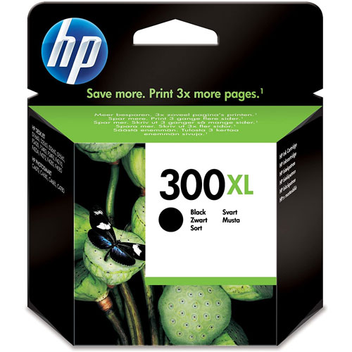 Cartucho HP Inkjet 300XL Negro