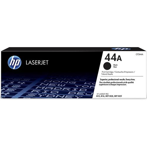 Tóner HP 44A Negro