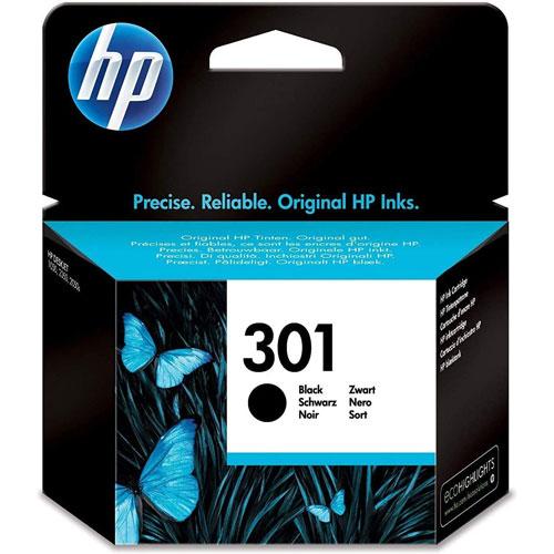 Cartucho HP Inkjet 301 Negro