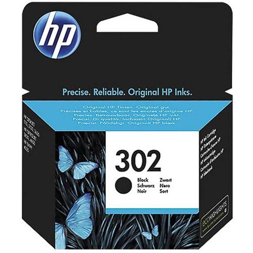 Cartucho HP Inkjet 302 Negro