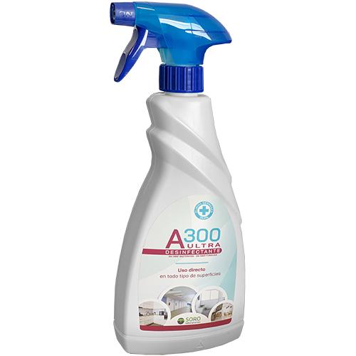 Detergente Desinfectante Bactericida 750 ml