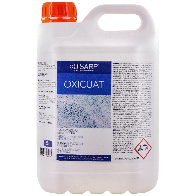 Gel desinfectante 5 litros Oxicuat