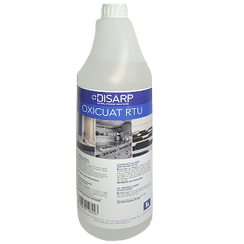 Gel desinfectante 1 litro Oxicuat