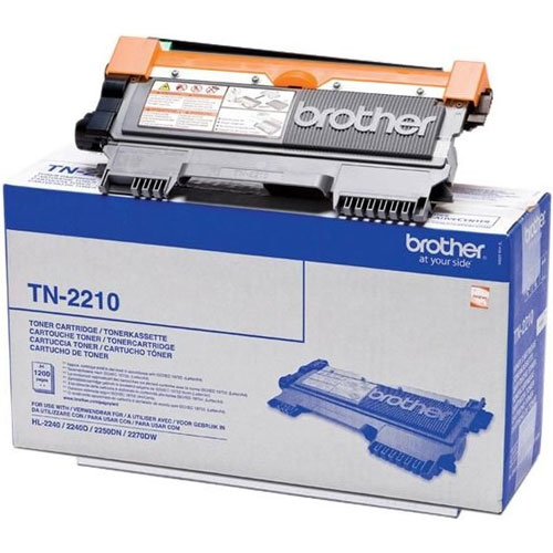 Toner BROTHER TN-2010 Negro