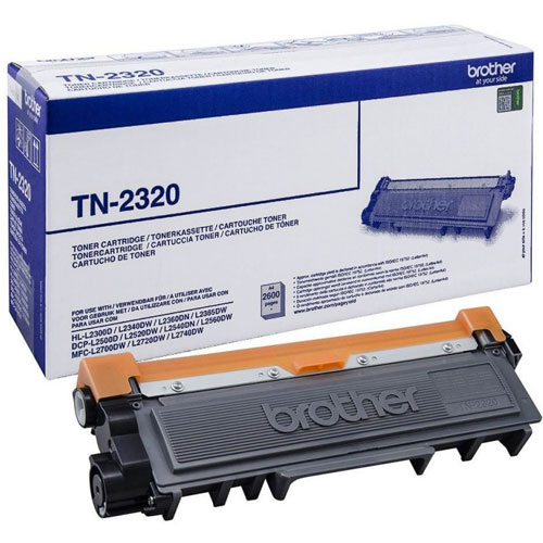 Toner BROTHER TN-2320 Negro
