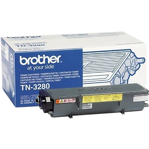 Toner BROTHER TN-3280 Negro