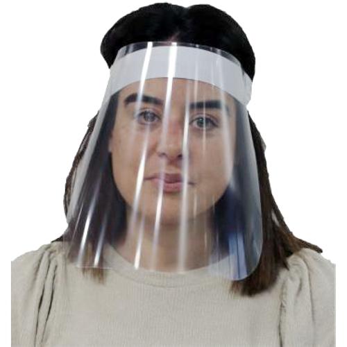 Pantalla facial nº 2 con cinta detalle 3