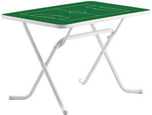Mesa play plegable fútbol 110x70cm