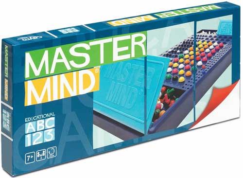 Master Mind Colores detalle de la caja