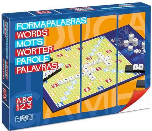 Formapalabras Classic detalle de la caja