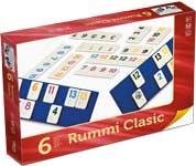 Detalle caja Rummi Clasic