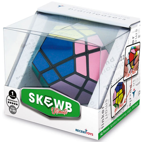 Rompecabezas Skewb Ultimate detalle 2