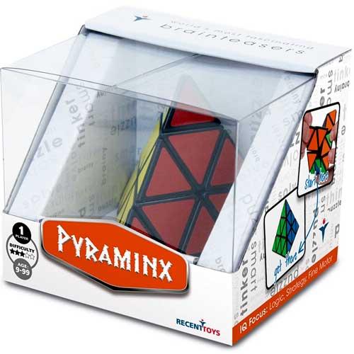 Rompecabezas Pyraminx detalle 2
