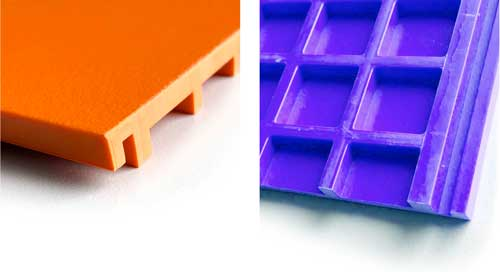 Mini Suelo Adrada click 9 piezas (1 m2) detalle 2