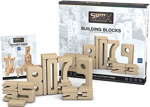 Suma blocs 47 piezas