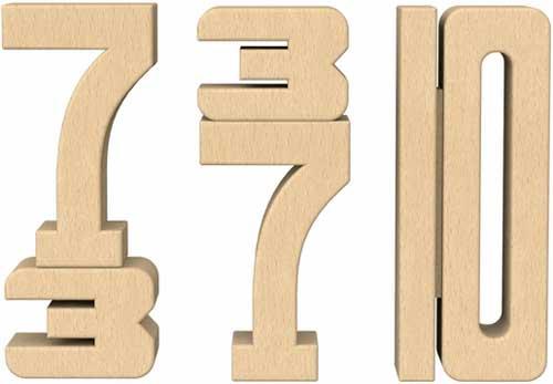 Suma blocs 47 piezas detalle 1
