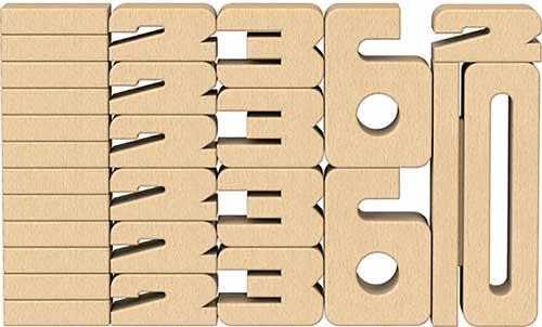 Suma blocs 47 piezas detalle 3