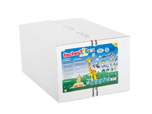 TiP caja para guarderías XXL detalle 1