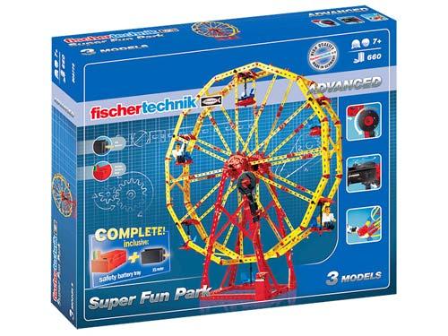 Super Fun Park detalle 4